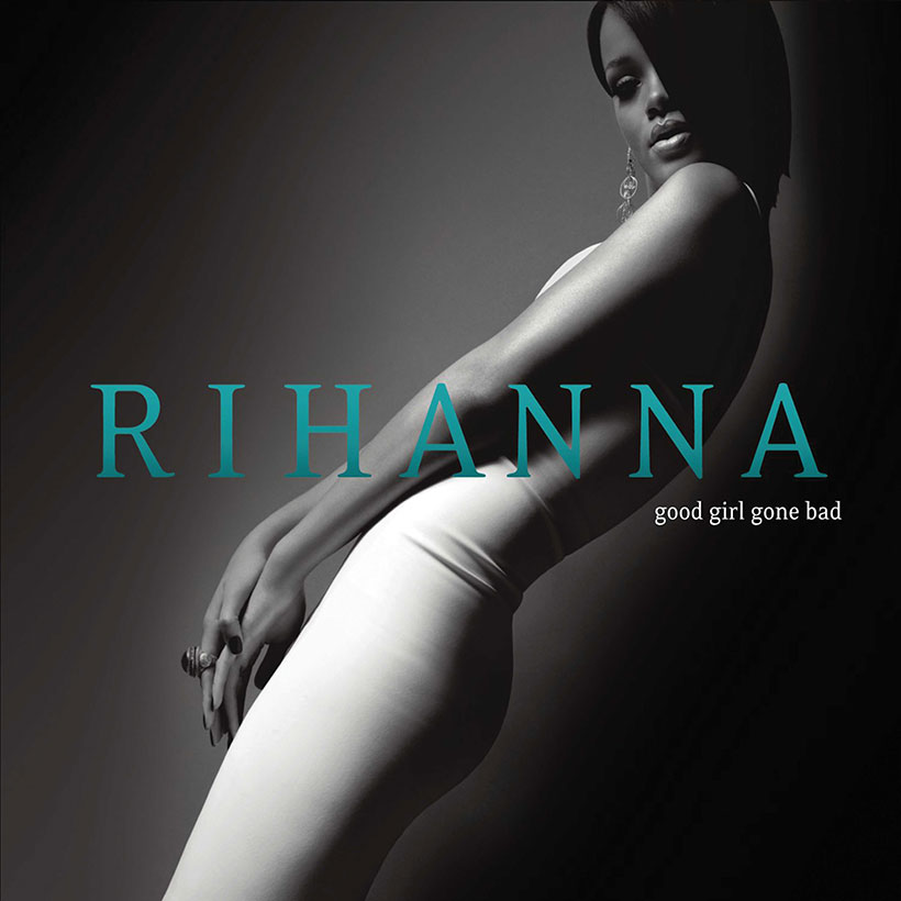 Rihanna Good Girl Gone Bad album cover 820