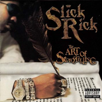 Slick Rick The Art Of Storytelling album cover