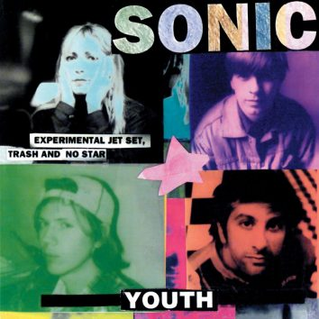 Sonic Youth Experimental Jet Set Trash And No Star Album Cover