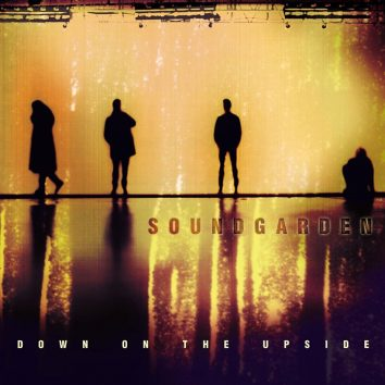 Soundgarden Down On The Upside album cover
