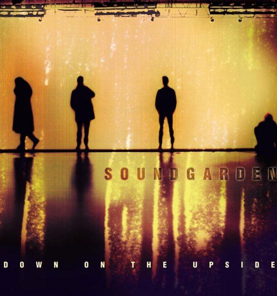 Soundgarden Down On The Upside album cover