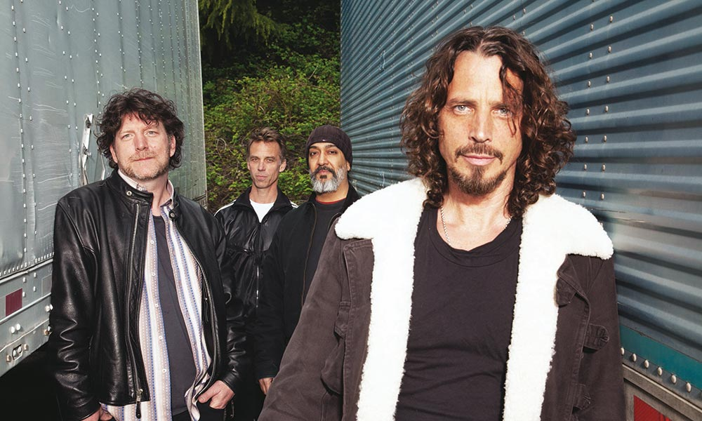 Soundgarden Blind Dogs Video