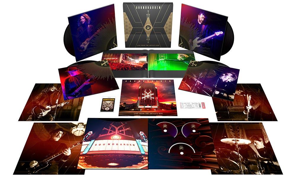 Soundgarden Artists Den Album Film