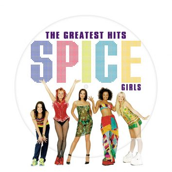 Spice Girls Greatest Hits Picture Disc