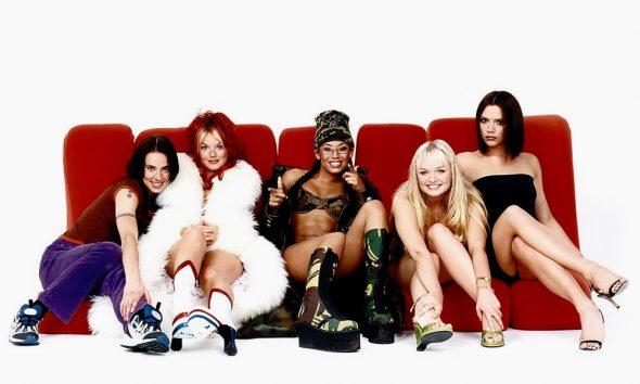Spice Girls Animated Movie