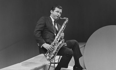 Stan Getz CREDIT Lee Tanner