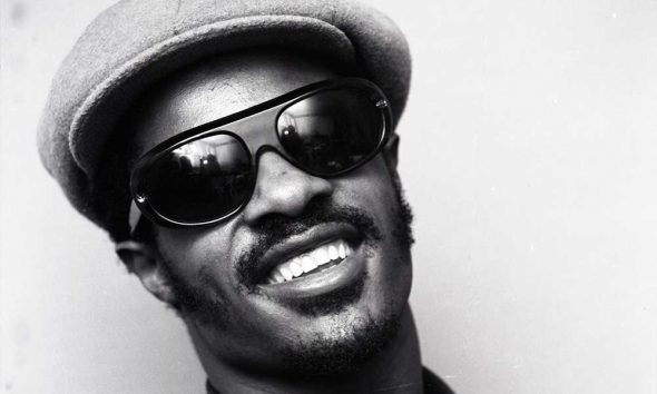 Stevie Wonder EMI Hayes archive photo
