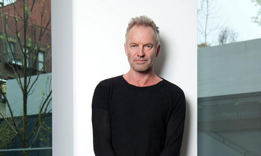 'My Songs': A Life Lived Through Music, In Sting's Own Words