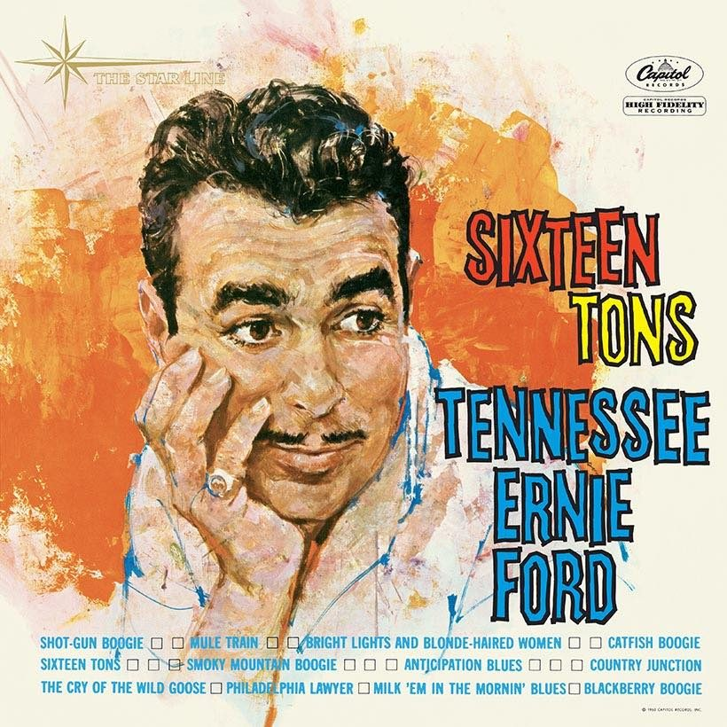 Tennessee Ernie Ford Sixteen Tons album