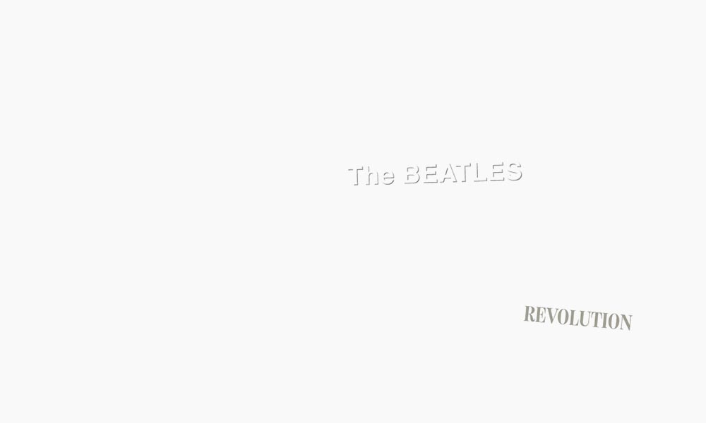The Beatles Revolution song