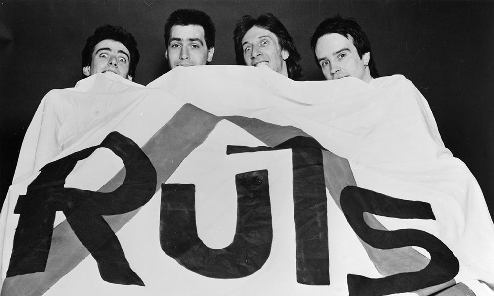 Image result for the ruts band