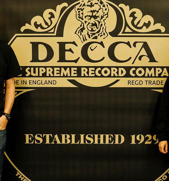 Decca Records V&A photo