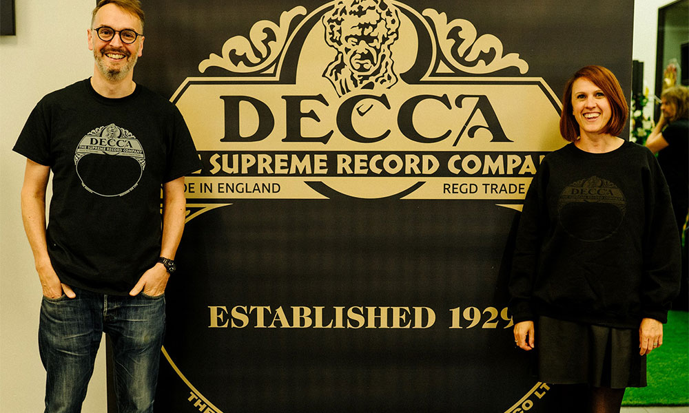 Decca Records V&A photo