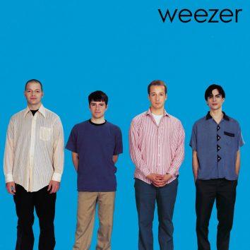 Weezer Blue album cover