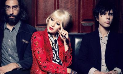 Yeah Yeah Yeahs Mosquito press shot 2013 credit Universal Music Archives