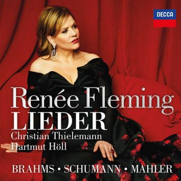 Renee Fleming Lieder Cover