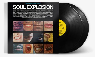 Stax Soul Explosion Double Vinyl