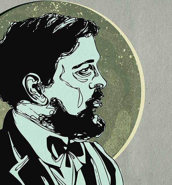 Debussy composer image