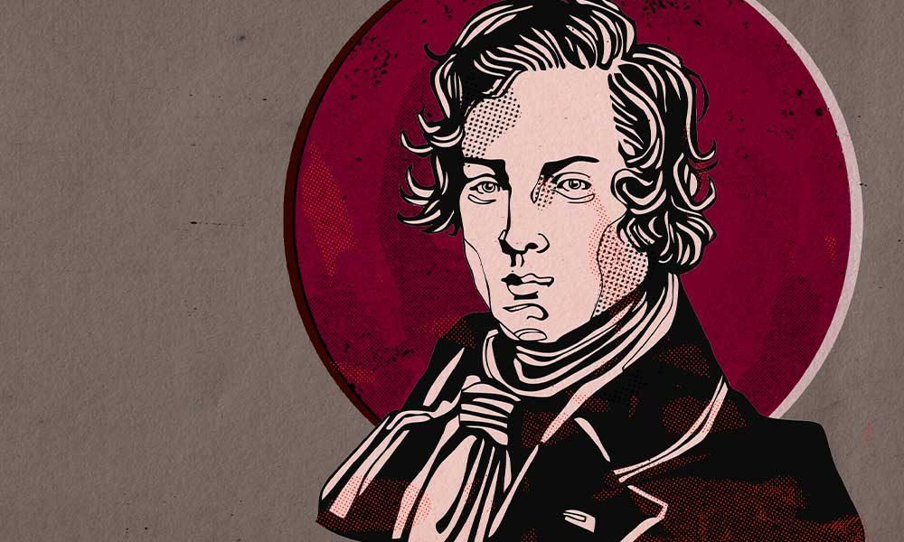 Robert Schumann composer image