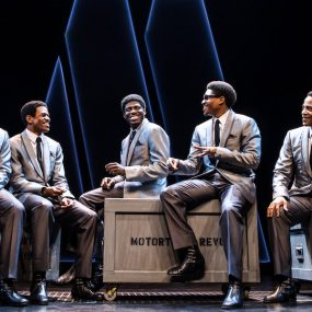Temptations Musical Press Photo - Matt Murphy