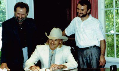 Alan Jackson 1989 contract