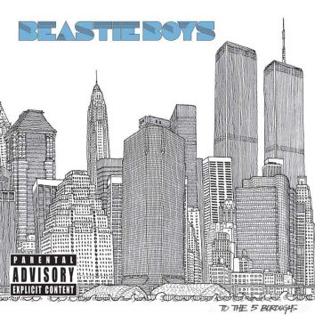 Beastie Boys 5 Boroughs Digitally