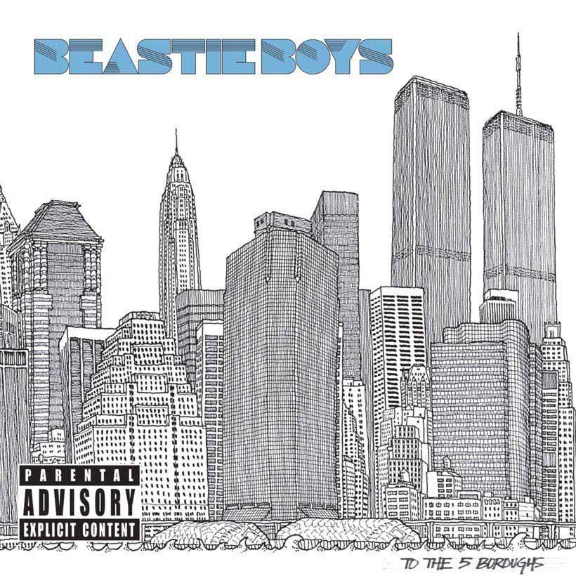 Beastie Boys 5 Boroughs Digitally