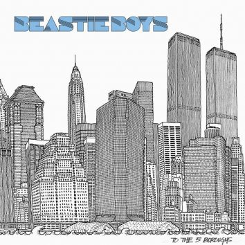 Beastie Boys To The 5 Boroughs album cover