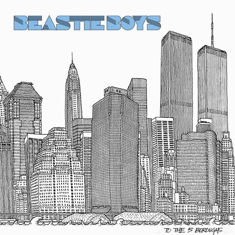 Beastie Boys To The 5 Boroughs album cover