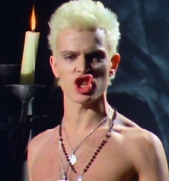 Billy Idol White Wedding Youtube Remasters