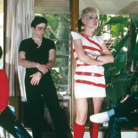 Blondie Press Shot