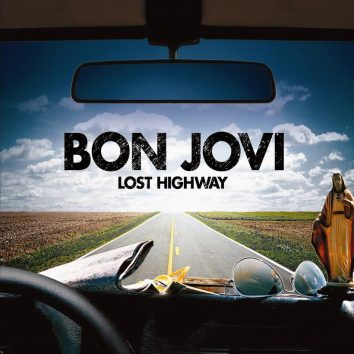 Bon Jovi Lost Highway album cover