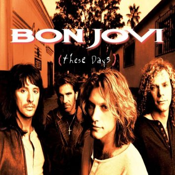 Bon Jovi These Days