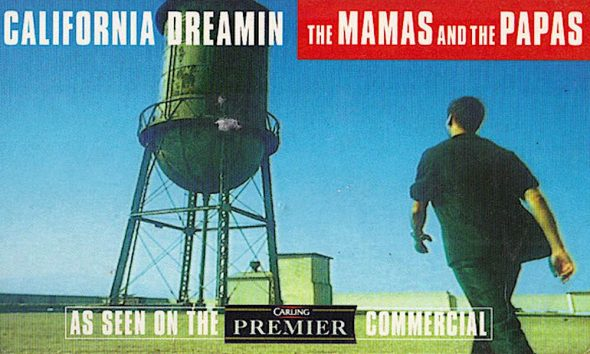 California Dreamin 1997 reissue Mamas & Papas