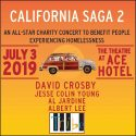 David Crosby And Beach Boy Al Jardine Among 'California Saga 2' Bill