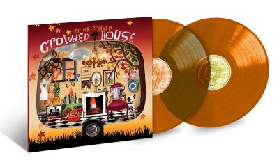 Best Crowded House Vinyl Debut