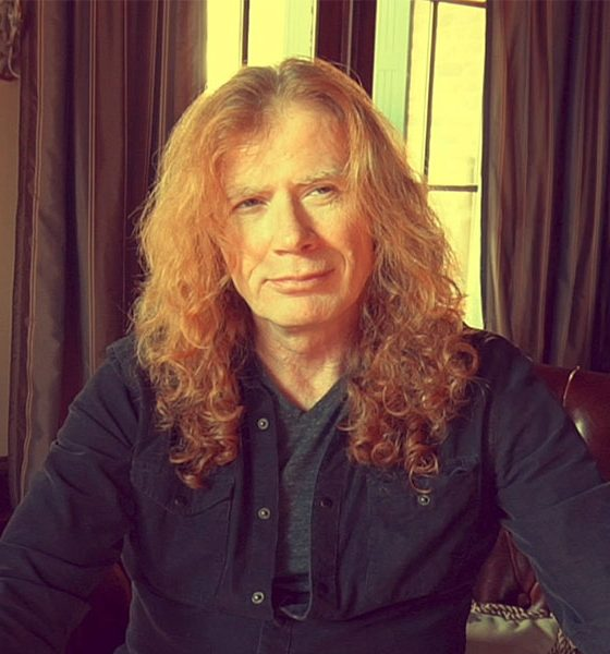 Dave Mustaine cancer announcement
