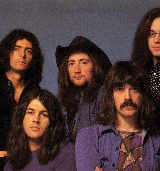 Ian Paice Deep Purple Mk2 1969-1973