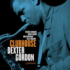 Dexter Gordon Clubhouse album cover 820