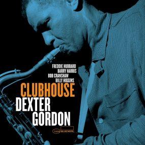 Dexter Gordon Clubhouse album cover 820