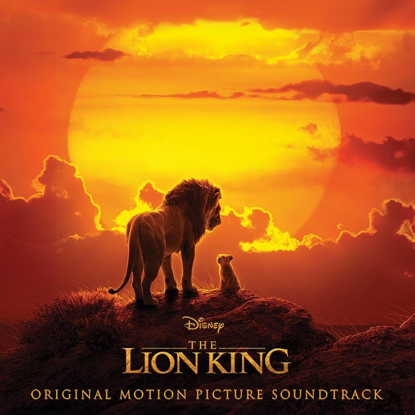 Disney Lion King 2019 album cover