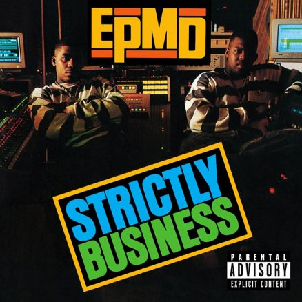 EPMD Strictly Business album cover