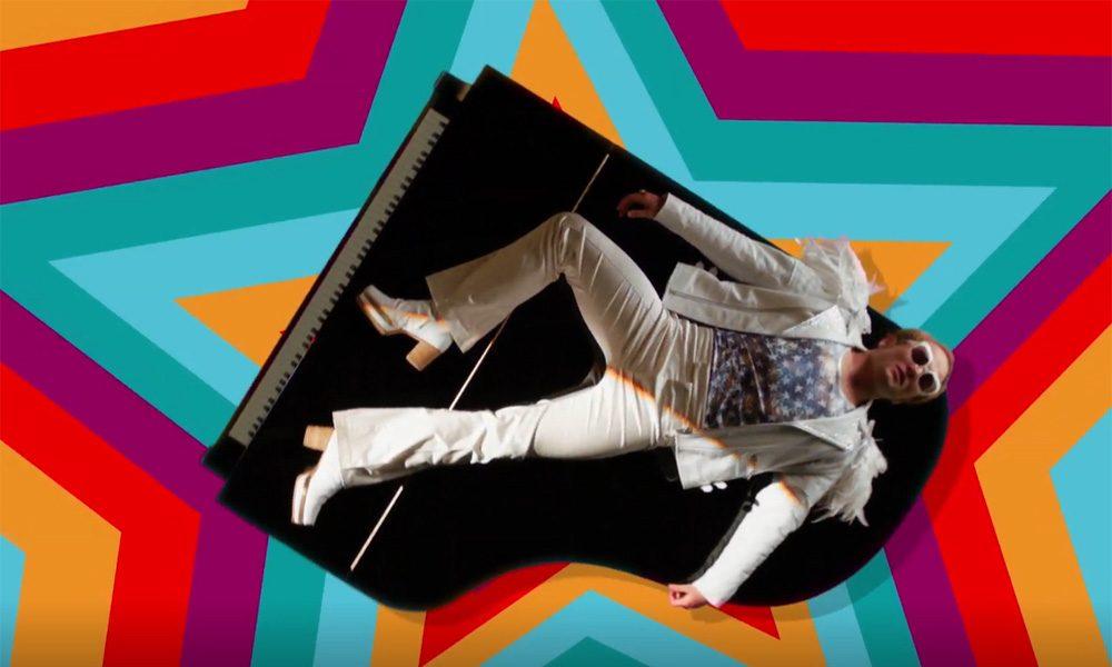 Elton John Love Me Again Video