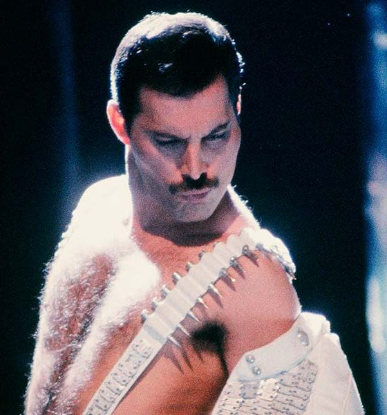 Freddie Mercury credit Simon Fowler