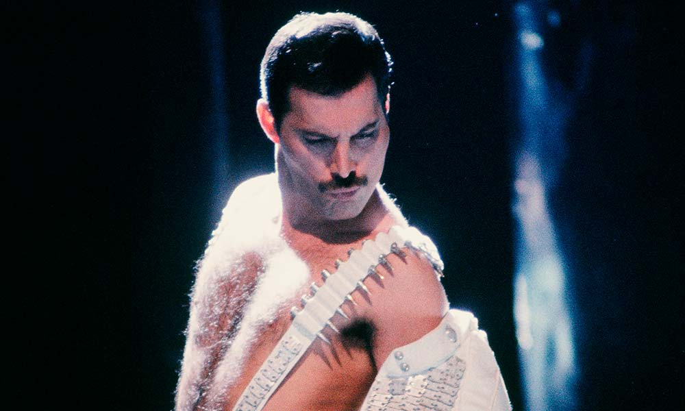 Watch Freddie Mercury's Previously Unreleased 'Time Waits