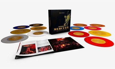 Freddie Mercury Giveaway