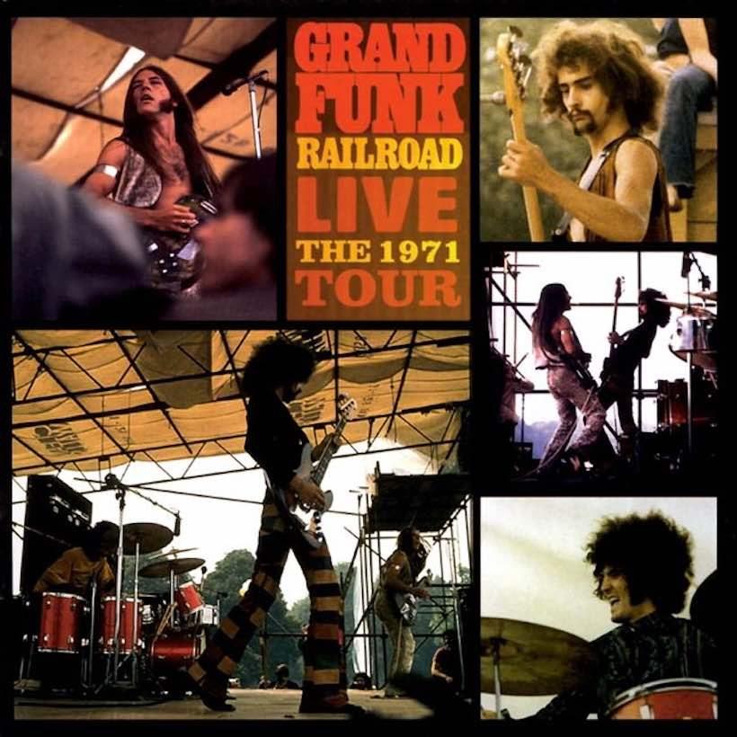 Grand Funk Live 1971 album