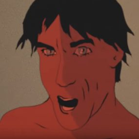 Iggy Pop Run Like A Villain Video