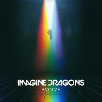 Imagine Dragons Evolve album cover