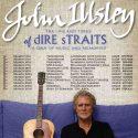 John Illsley To Bring Dire Straits Story To Glastonbury Festival